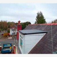 Flat roofing specialists in Cardiff