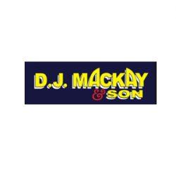 DJ Mackay Logo 300x300